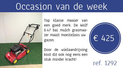 Assortiment | Tuinmachine-Service Leo de Visser