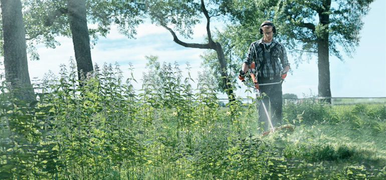 Husqvarna Bosmaaiers | Tuinmachine-Service Leo de Visser