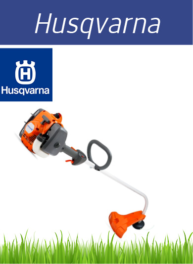 Husqvarna bosmaaier | Tuinmachine-Service Leo de Visser