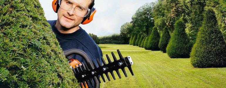 Heggenscharen | Tuinmachine-Service Leo de Visser