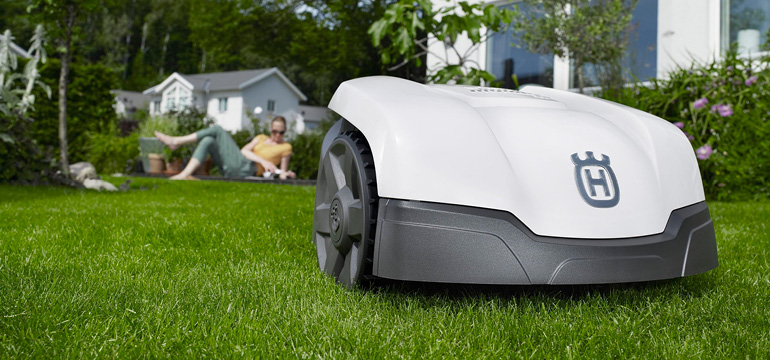 Husqvarna Robotmaaiers | Tuinmachine-Service Leo de Visser