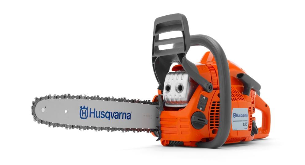 Husqvarna 135 | Tuinmachine-Service Leo de Visser