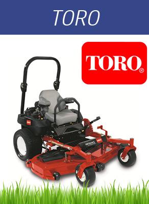 Toro | Tuinmachine-Service Leo de Visser