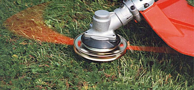 Dolmar Bosmaaiers | Tuinmachine-Service Leo de Visser